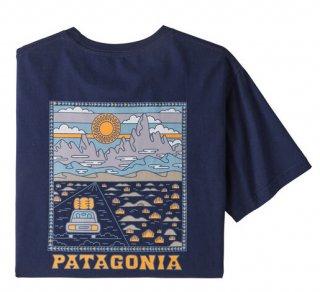 パタゴニア メンズ・サミット・ロード・オーガニック・Tシャツ  CNY(XS)(XL)