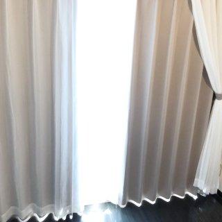 【遮光カーテン】遮光1級/遮熱/防炎機能付 出窓もOKのおしゃれなオーダーカーテン <tea party - ミルクココア> ベージュ ブラウン