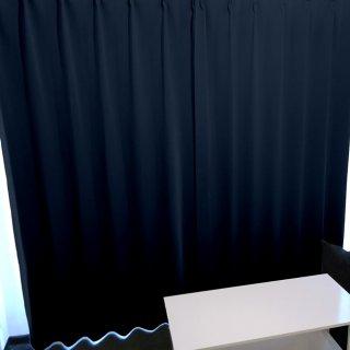 【tea party - ディナータイム】 クラシックな遮光1級カーテン 防炎/遮熱/保温 おしゃれなインテリアにおすすめの国産オーダーカーテン 寝室や出窓、カフェカーテンにも◎