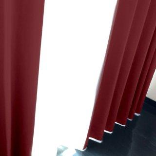 【tea party - サングリア】 クラシックな遮光1級カーテン 防炎/遮熱/保温 おしゃれなインテリアにおすすめの国産オーダーカーテン 寝室や出窓、カフェカーテンにも◎