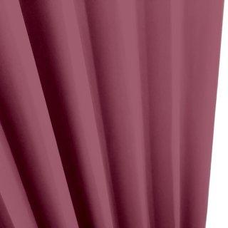 【遮光カーテン】遮光1級/遮熱/防炎機能付 出窓もOKのおしゃれなオーダーカーテン <tea party - フランボワーズ> ピンク