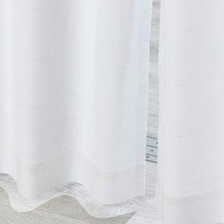 【多機能レースカーテン】遮像/UVカット/花粉キャッチ <シャーロット>