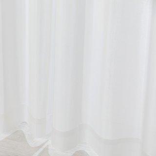 人気の多機能レース 遮熱/UVカット/遮像【サブリナ】 おしゃれなインテリアにおすすめの国産オーダーカーテン 寝室や出窓、カフェカーテンにも◎
