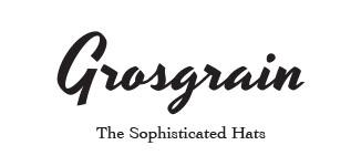 グログランの帽子 Grosgrain the Sophisticated Hats