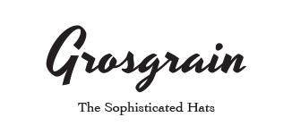 グログランの帽子 Grosgrain the Sophisticated Hats
