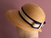 キッズの麦わら帽子