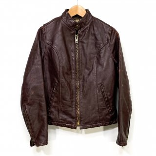 【vintage】70's シングルレザージャケット