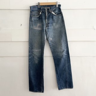【vintage】60's LEVI'S リーバイス 501ZXX ダブルエックス w31xl36