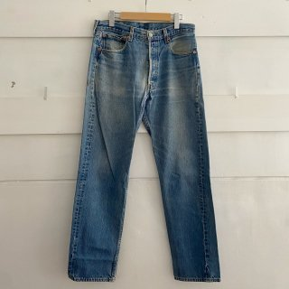 【used】90's USA製 Levi's リーバイス 501 w34×l36