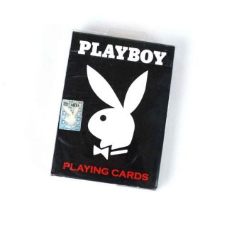 PLAY BOY PLAYING CARD