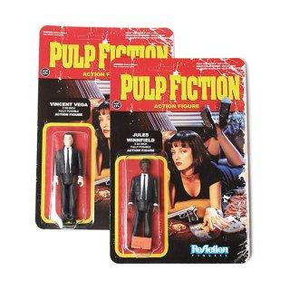 PULP FICTION FIGURE SET
