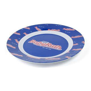 PLASTIC PLATE/BABY RUTH