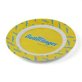 PLASTIC PLATE/BUTTERFINGER
