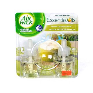 Air Wick Oil/詰替えボトル/セレーネココナッツブリーズ