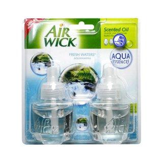 Air Wick Oil/詰替えボトル/フレッシュウォーター