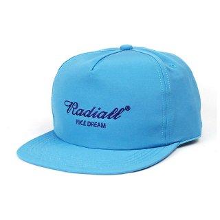 RADIALL/BASIC-TRUCKER  CAP/ターコイズブルー