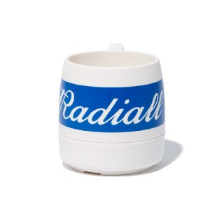 RADIALL/FLAGS-8oz MUG CUP