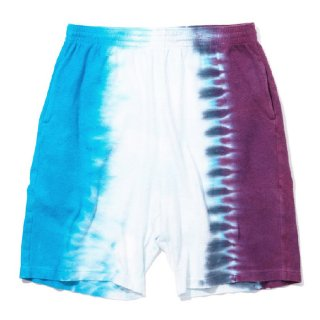 RADIALL/ARABICAN-SWEAT SHORTS/PURPLE HAZE