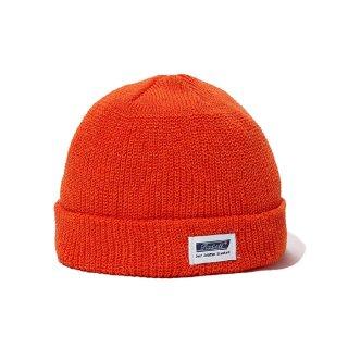 RADIALL/C-10-WATCH CAP/オレンジ