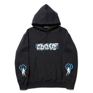COOTIE/PRINT PULLOVER PARKA-1