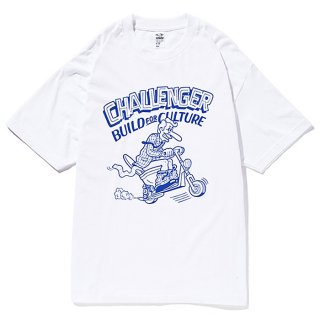 CHALLENGER/xSKETCH RUSHING RIDER TEE
