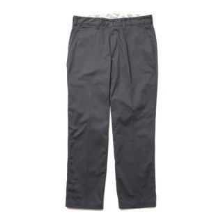 COOTIE/T/C WORK TROUSERS/チャコール