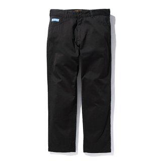 CHALLENGER/WORK CHINO PANTS/ブラック