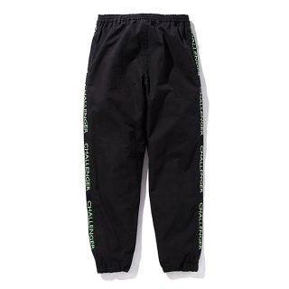 CHALLENGER/ORIGINAL NYLON PANTS/ブラック