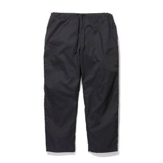 RADIALL/HUNTINGTON-WIDE FIT EASY PANTS/ブラック