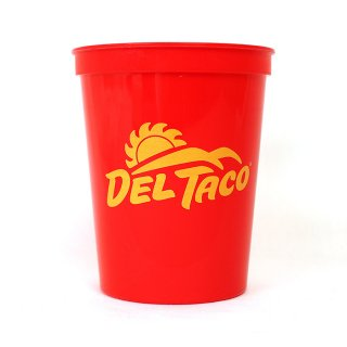 DELTACO PLASTIC CUP