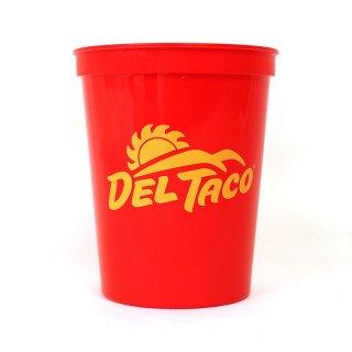 DELTACO PLASTIC CUP