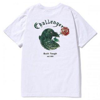 CHALLENGER/CROW&ROSE TEE
