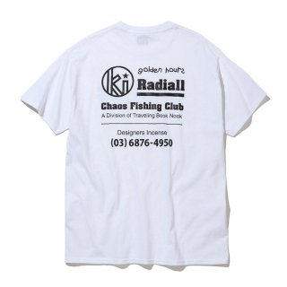 RADIALL/GOLDEN HOURS-CREW NECK T-SHIRT S/S/ホワイト【40%OFF】<img class='new_mark_img2' src='https://img.shop-pro.jp/img/new/icons20.gif' style='border:none;display:inline;margin:0px;padding:0px;width:auto;' />