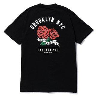 CHALLENGER/NYC ROSE TEE/ブラック