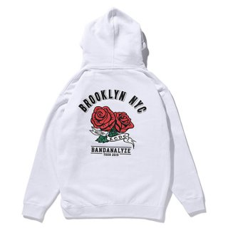 CHALLENGER/NYC ROSE HOODIE/ホワイト