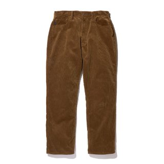 RADIALL/MOTOWN-WIDE FIT PANTS/キャメル