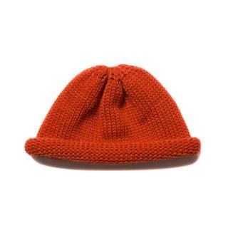 COOTIE/WATCH CAP/オレンジ