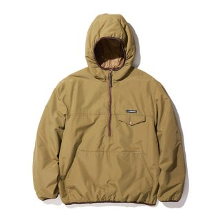 RADIALL/RED WOOD-PULLOVER PARKA JACKET/コヨーテ