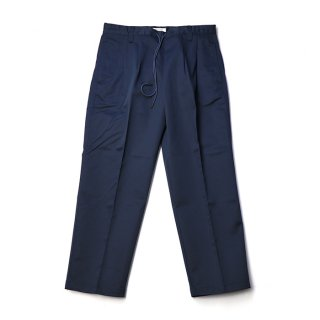 RADIALL/THAT BEAT-WIDE FIT EASY PANTS/ネイビー