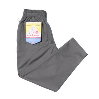 COOKMAN/CHEF PANTS/グレー