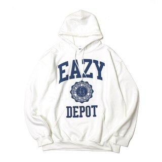 RADIALL/EAZY DEPOT-HOODIESWEATSHIRT L/S/ホワイト