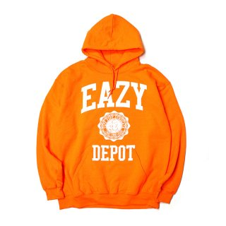 RADIALL/EAZY DEPOT-HOODIESWEATSHIRT L/S/オレンジ【20%OFF】