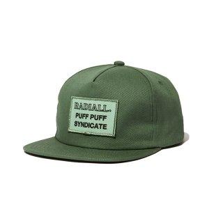 RADIALL/SYNDICATE-TRUCKER CAP/オリーブ