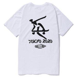 CHALLENGER/TOKYO XOXO TEE/ホワイト