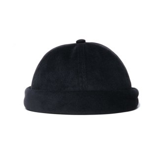 COOTIE/CORDUROY THUG CAP/ブラック