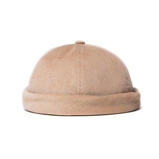 COOTIE/CORDUROY THUG CAP/ベージュ