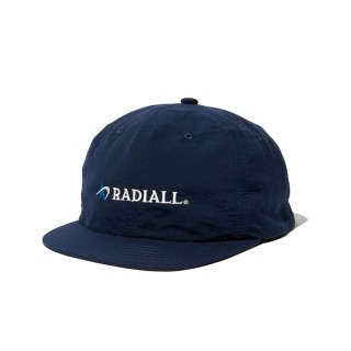 RADIALL/LOGOTYPE-BASEBALL CAP/ネイビー