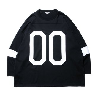 COOTIE/HOCKEY L/S TEE/ブラック