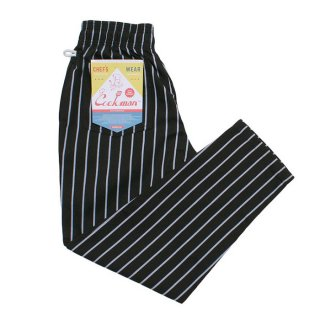 COOKMAN/CHEF PANTS/STRIPE