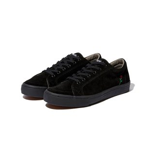 RADIALL/CONQUISTA-LOW TOP SNEAKER/ブラック